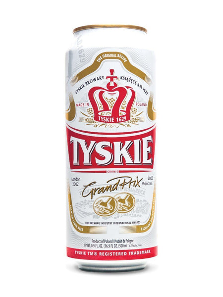 Grocery Delivery London - Tyskie Beer same day delivery