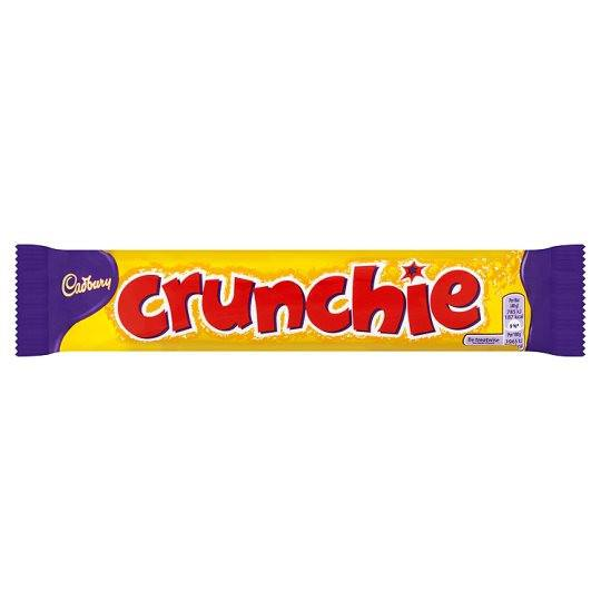 Grocemania Grocery Delivery London| Cadbury Crunchie Bar 40g