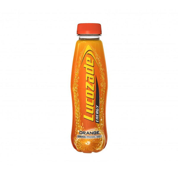 Grocery Delivery London - Lucozade Orange 380ml same day delivery
