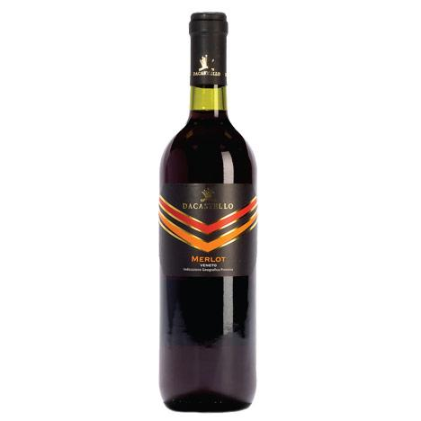 Grocery Delivery London - DaCastello Merlot 750ml same day delivery