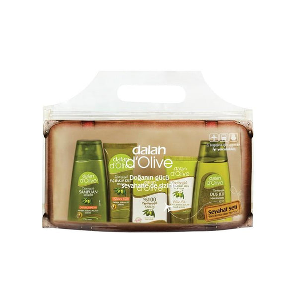 Grocemania | Dalan D'Olive Travel Kit 170g | Online Grocery Delivery London