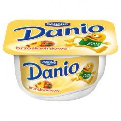 Grocemania | Danone Danio Brzoskwiniowe | Online Grocery Delivery
