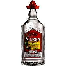 Grocemania Grocery Delivery London| Sierra Tequila Silver 700ml
