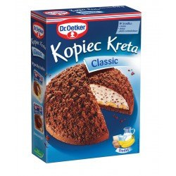 Grocery Delivery London - Dr. Oetker Kopiec Kreta same day delivery
