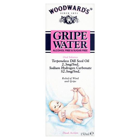 Grocemania Grocery Delivery London| Woodwards Gripe Water 150ml