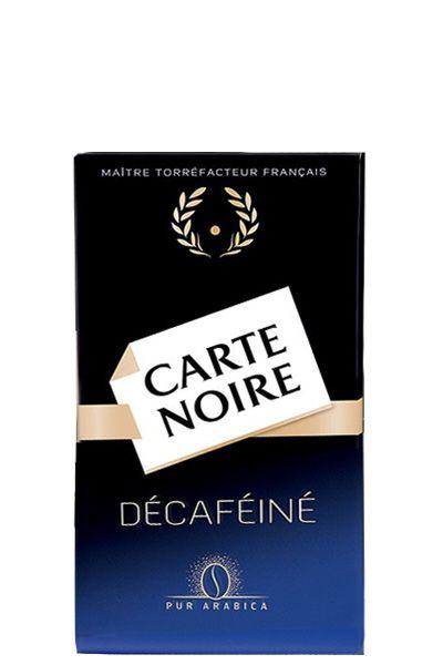 Grocemania Grocery Delivery London| Carte Noire Ground Coffee Decaf 250G