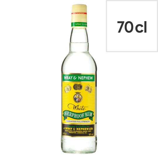 Grocemania Grocery Delivery London| Wray and Nephew 70cl