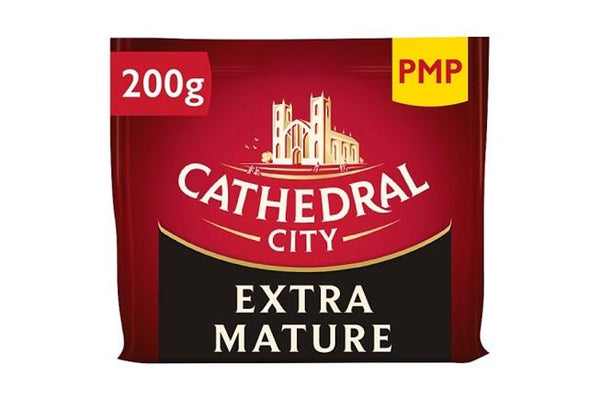 Grocemania Grocery Delivery London| Cathedral Cheese 200g