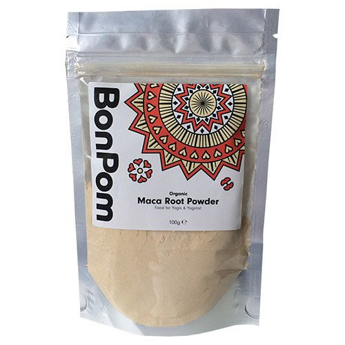 Grocemania Grocery Delivery London| BonPom Maca Root Powder 200g