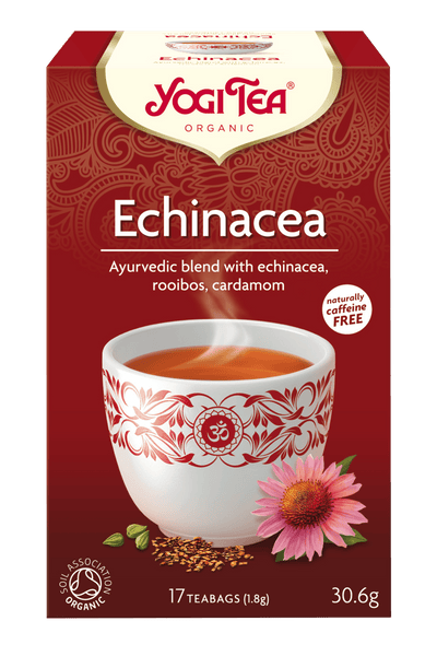 Grocery Delivery London - Yogi Tea Echinacea same day delivery