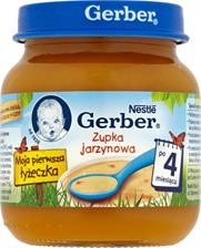 Grocery Delivery London - Gerber Zupka Jarzynowa same day delivery