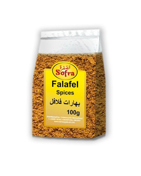 Grocemania Grocery Delivery London| Falafel Spice 100g