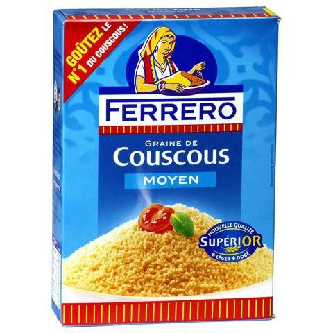 Grocery Delivery London - Ferrero Couscous same day delivery