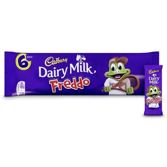 Grocery Delivery London - Dairy Milk Freddo x6 108g same day delivery
