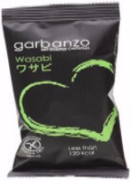Grocemania Grocery Delivery London| Garbanzo Dry Roasted Chickpeas Wasabi 30g