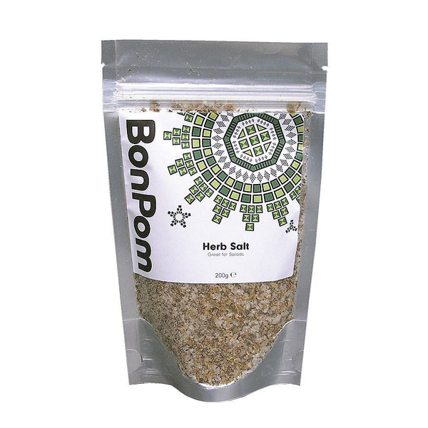 Grocemania Grocery Delivery London| BonPom Herb Salt 200g