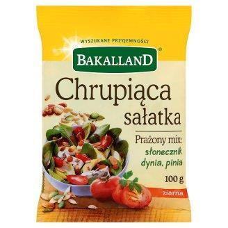 Grocery Delivery London - Bakkaland chrupiaca salatka 100g same day delivery