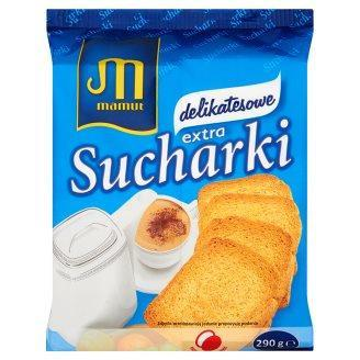Grocery Delivery London - Sucharki Delikatesowe 290g same day delivery