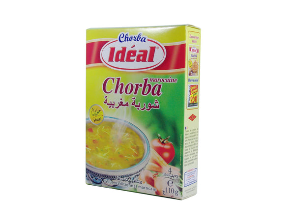 Grocemania Grocery Delivery London| Ideal Chorba 110g