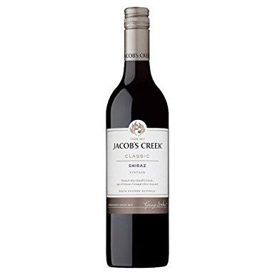 Grocery Delivery London - Jacobs Creek Shiraz 750ml same day delivery