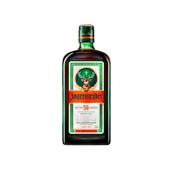 Grocemania Grocery Delivery London| Jagermeister 50cl