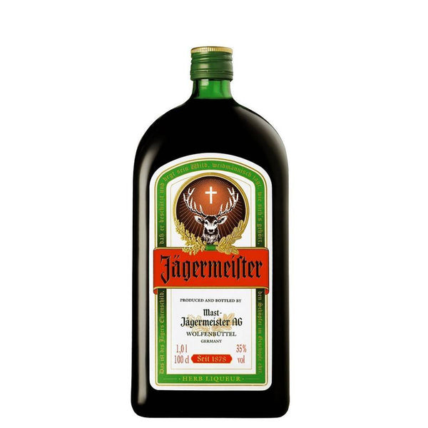 Grocemania Grocery Delivery London| Jagermeister 70cl