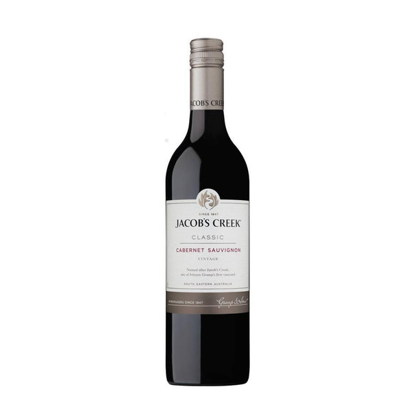 Grocery Delivery London - Jacobs Creek Cabernet Sauvignon  750ml same day delivery