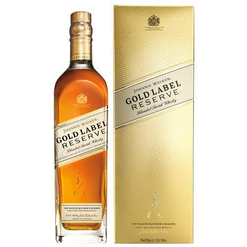 Grocery Delivery London - Gold Label 70cl same day delivery