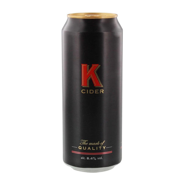 Grocery Delivery London - K Cider 500ml same day delivery