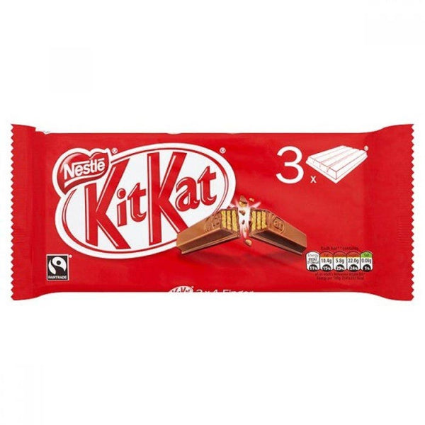 Grocery Delivery London - KitKat 3 Pack same day delivery