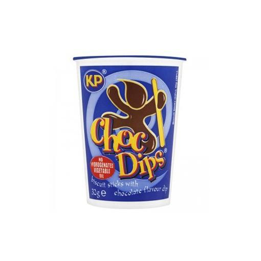 Grocery Delivery London - KP Choc Dips 32g same day delivery