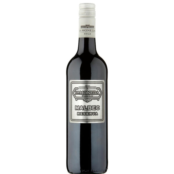 Grocemania Grocery Delivery London| La Moneda Chilean Malbec 750ml