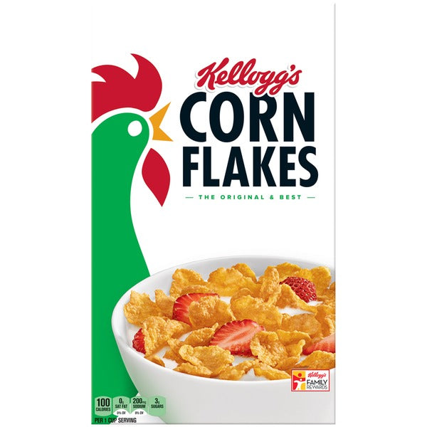 Grocemania Grocery Delivery London| Kelloggs Cornflakes 550g