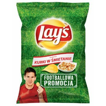 Grocery Delivery London - Lays Kurki w Smietanie same day delivery