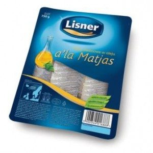 Grocery Delivery London - LISNER Matjas same day delivery