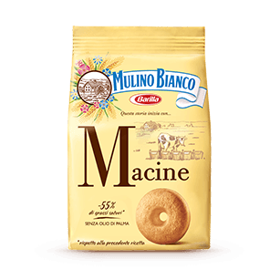 Grocemania | Mulino Bianco Macine 400g | Online Grocery Delivery London