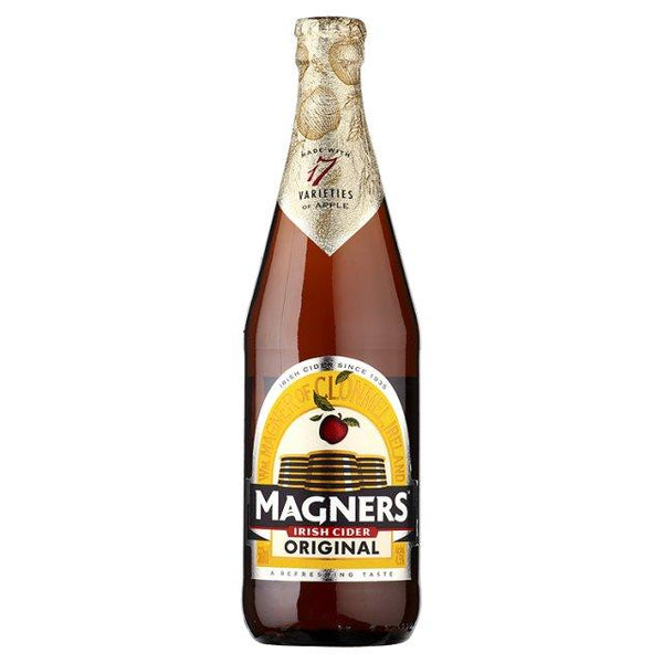 Grocery Delivery London - Magners Cider Plain Apple 568ml same day delivery