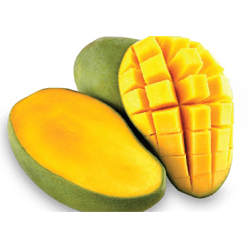Grocery Delivery London - Ripe Mangos (2 Pieces) same day delivery