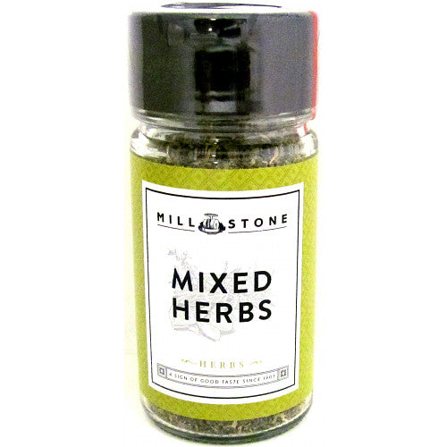 Grocery Delivery London - Millstone Mixed Herbs 53g same day delivery