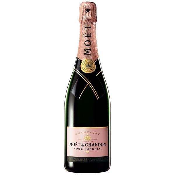 Grocemania Grocery Delivery London| Moet and Chandon Rose 75cl