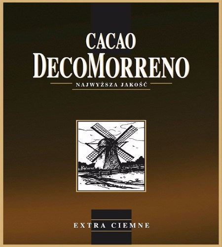 Grocery Delivery London - Cacao DecoMorreno same day delivery