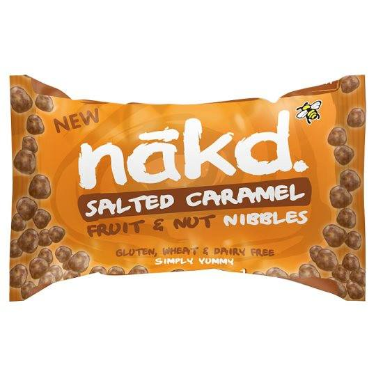 Grocery Delivery London - Nakd Treat Nibbles same day delivery