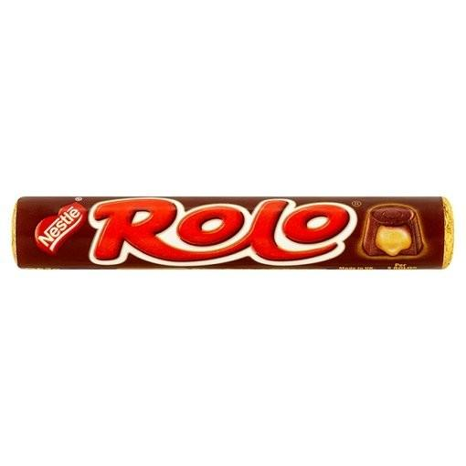 Grocemania Grocery Delivery London| Rolo Tube 52g