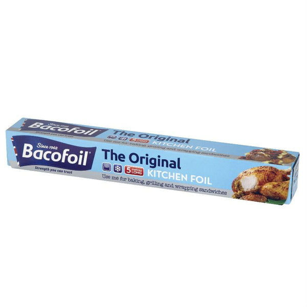 Grocemania Grocery Delivery London| Bacofoil The Original Kitchen Foil 5m