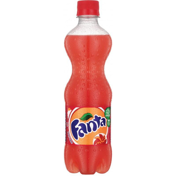 Grocery Delivery London - Fanta Fruit Twist 500ml same day delivery