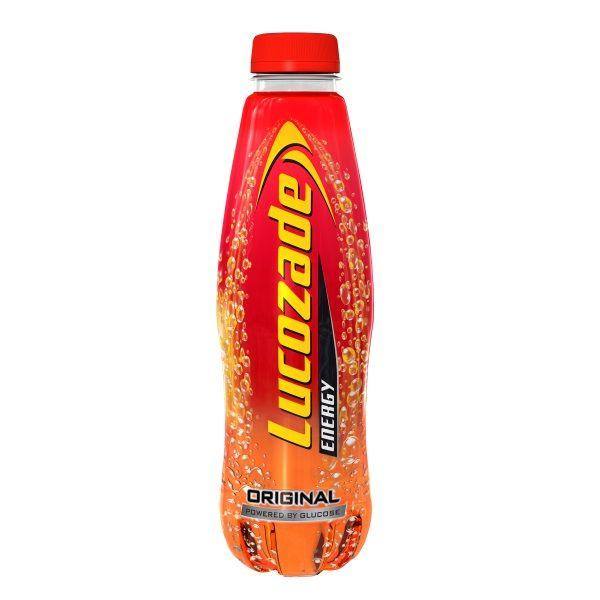 Grocery Delivery London - Lucozade Original 380ml same day delivery