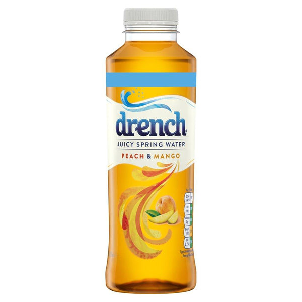 Grocemania Grocery Delivery London| Drench Peach & Mango 500ml
