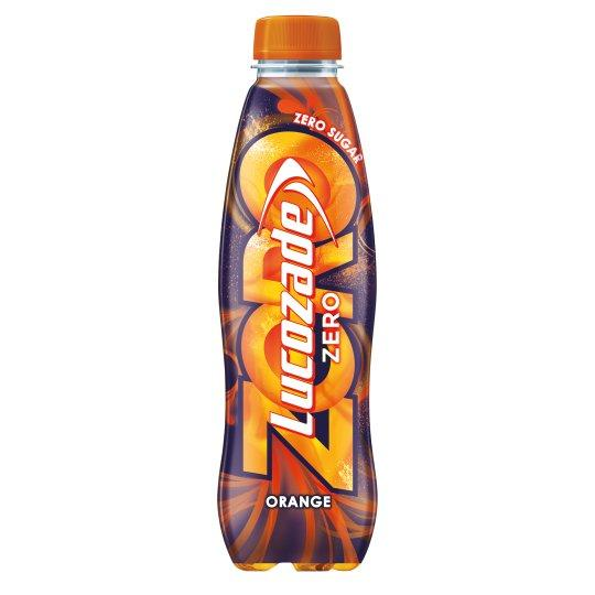 Grocemania Grocery Delivery London| Lucozade Energy Zero Orange 500ml