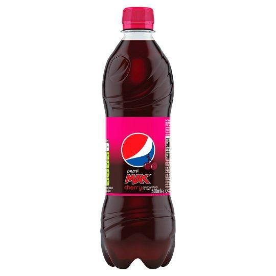 Grocery Delivery London - Pepsi Max Cherry 500ml same day delivery
