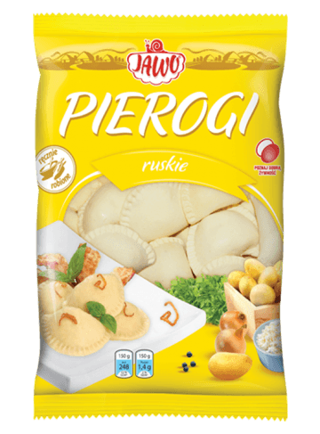 Grocemania Grocery Delivery London| Jawo Pierogi Ruskie